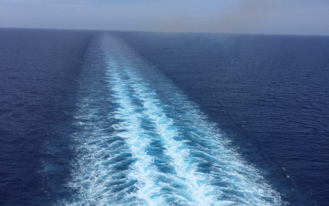 "Lessons Learned: On the Cruise…""Why not?"""